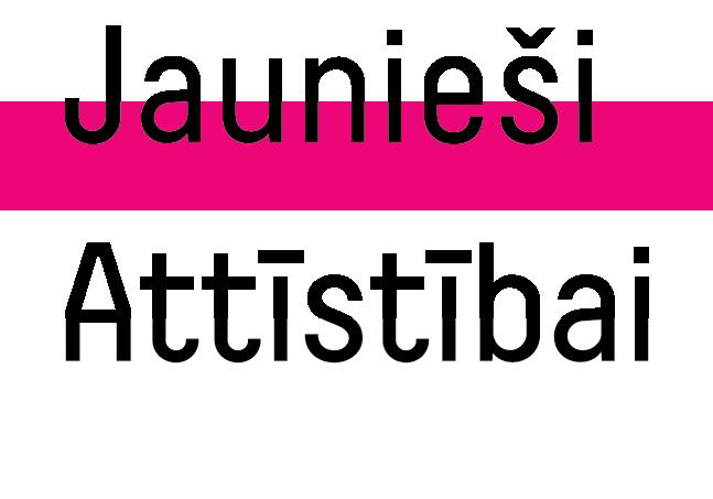 logo uz dzeltena fona
